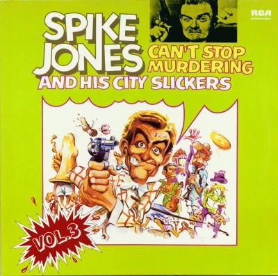 Spike Jones Can't Stop Murdering